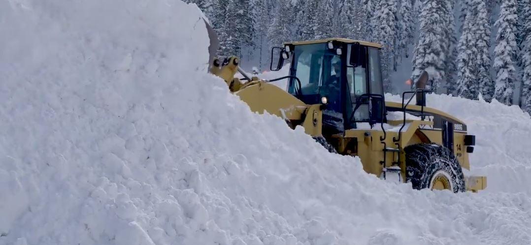 snow storm usa 2019